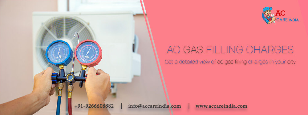 AC Gas Filling Charges For Afforable Price | AC Gas Refilling Price