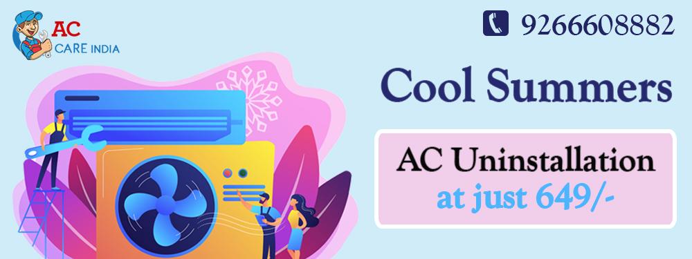 Air Conditioner Uninstallation And Installation Service
