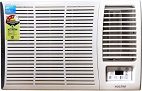Voltas 1.5 Ton 3 Star Window AC - White  (WAC 183 DZA, Copper Condenser)