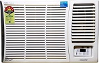 Voltas 1.5 Ton 5 Star Window AC - White  (WAC 185 DZA (R32), Copper Condenser)